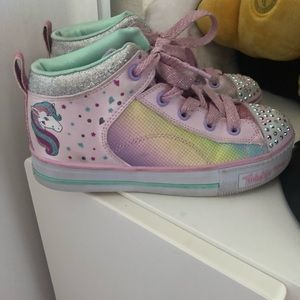 Twinkle Toes Light Up Girls Shoes